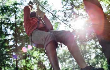 Summer camp for kids with social disorders