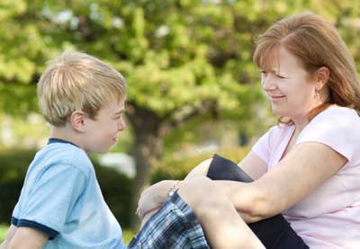 Trained counselors help campers grow