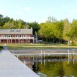 Camp Alsing main lodge