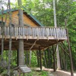 The Treehouse from the front
