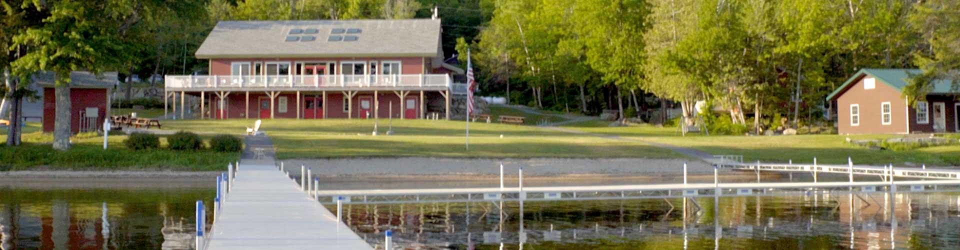 Maine summer camp Camp Alsing