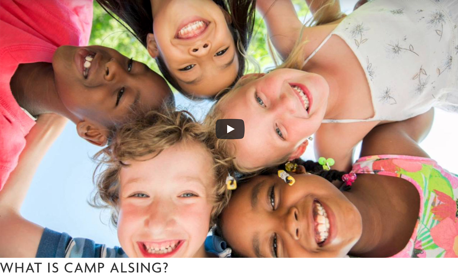 What is Camp Alsing?